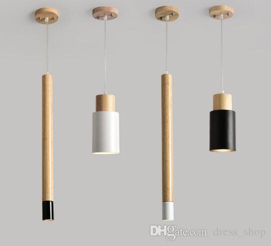Acquista Lampade A Sospensione Di Design Nordico Luce Da Pranzo ...