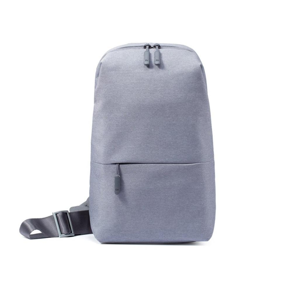 Xiaomi Mi Unisex Waterproof Minimalist Urban Backpacks Leisure Chest