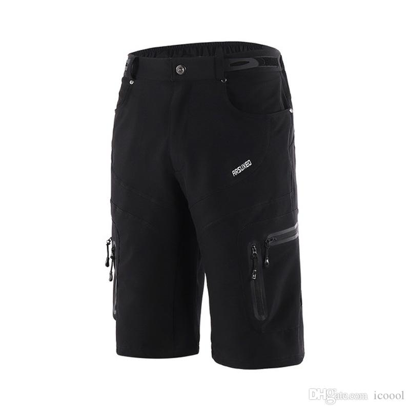 Wholesale Men s Outdoor Sports Cycling Shorts Downhill MTB Shorts DH ... 3f523ab24