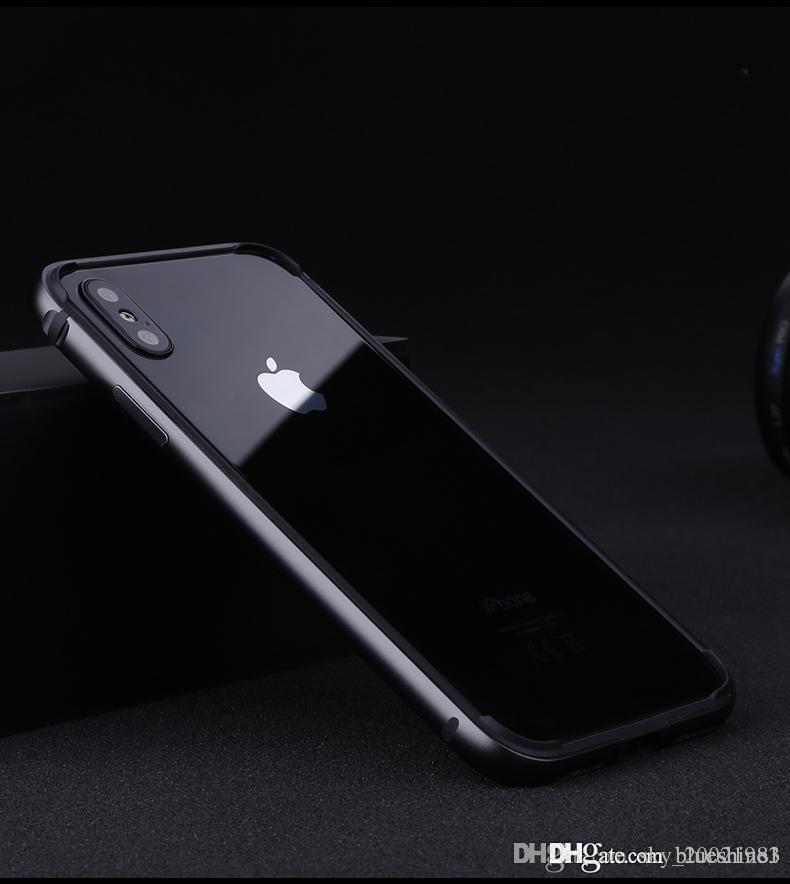 coque aluminium iphone xs