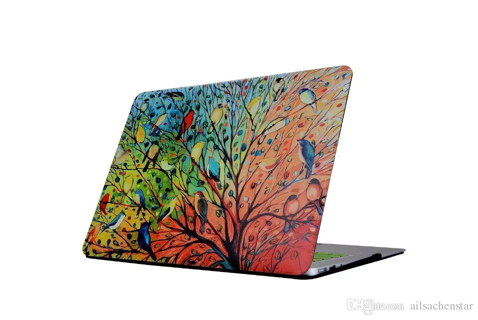 Hard Plastic Protector Cases Cover Shell For Laptop Mac Macbook Air/Pro/Retina