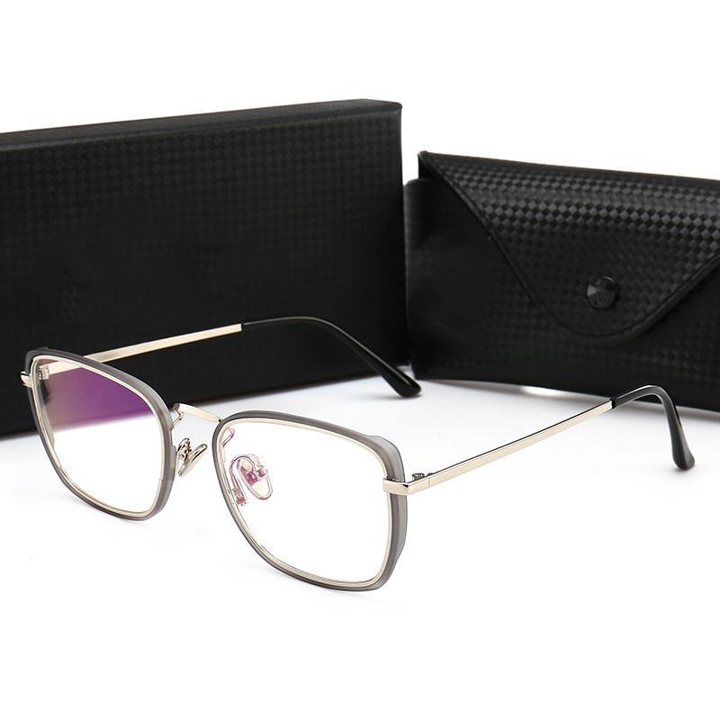 681ee101d7 1718065 Square Optical Glasses Famous Designer New Style Myopia Glasses  Frame Fashion Decor Eyewear for Reading Learning Luxury Sunglasses Optical  Glasses ...