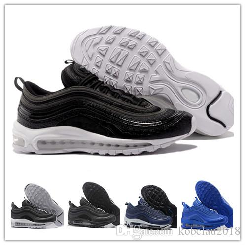 eastbay for sale Newest 97 OG Bullet 2018 Running Shoes Men Casual Women Air Cushion Racer Undefeated Sport Hiking Sneakers Outdoor Athletic Jogging Shoes online sale online clearance best discount for cheap dGXqxy