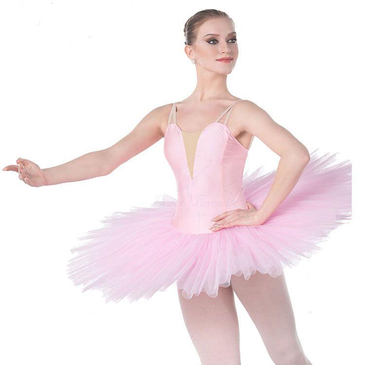CALSS 성능을위한 DHL 빠른 배송 전문 고전 발레 발레 용의 짧은 스커트 댄스 드레스 성인 발레리나 발레 용의 짧은 스커트 드레스 스커트