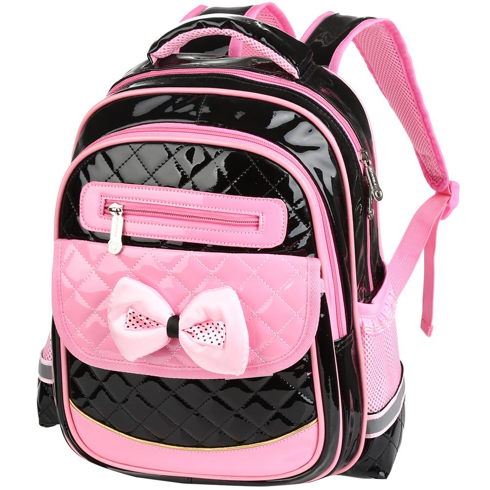 e1a773ac616f Vbiger Girls School Backpack Adorable Student Stylish PU Leather School Bag  Casual Daypack For Primary Students Bags For Sale Waterproof Rucksack From  ...