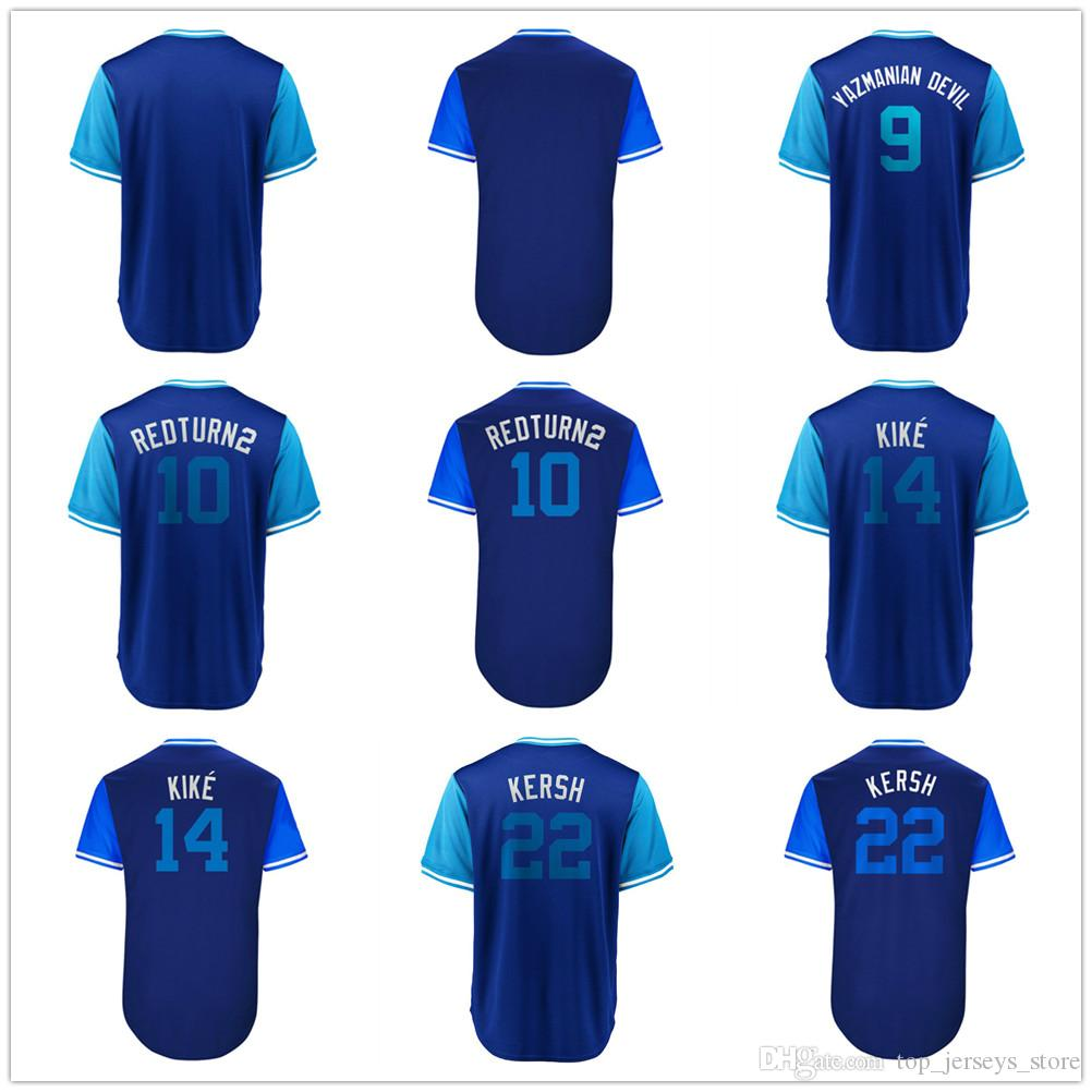 Men Women Youth Kids Baseball Jerseys Turner Redturn2 Kershaw Kersh ... 1274a3a9664
