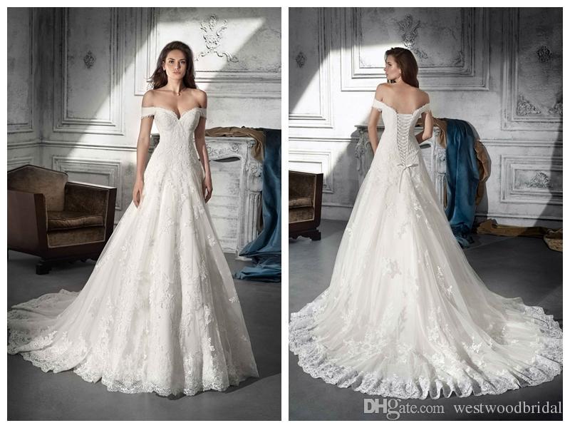Discount 2018 Wedding Dresses Robe De Mariée Demetrios 738