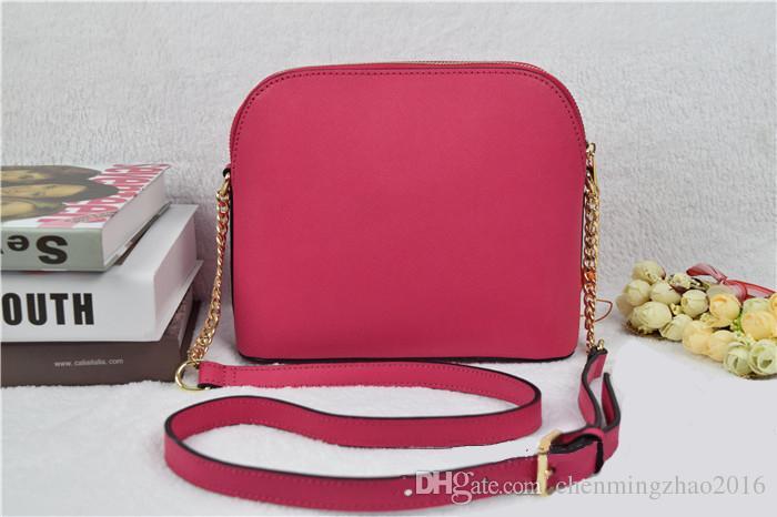 M Wholesale-Hot Sell PROMOTION newest fashion designer PU leather cross pattern handbag chain shell bag, shoulder bag Messenger bag#225