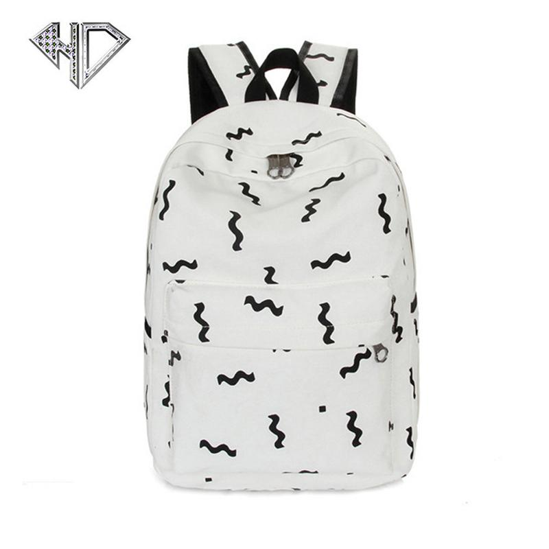669eff057acf Fashion Backpack Women Children Schoolbag Back Pack Leisure Printing Ladies  Knapsack Laptop Travel Bags For School Teenage Girls Dog Backpacks Shop ...
