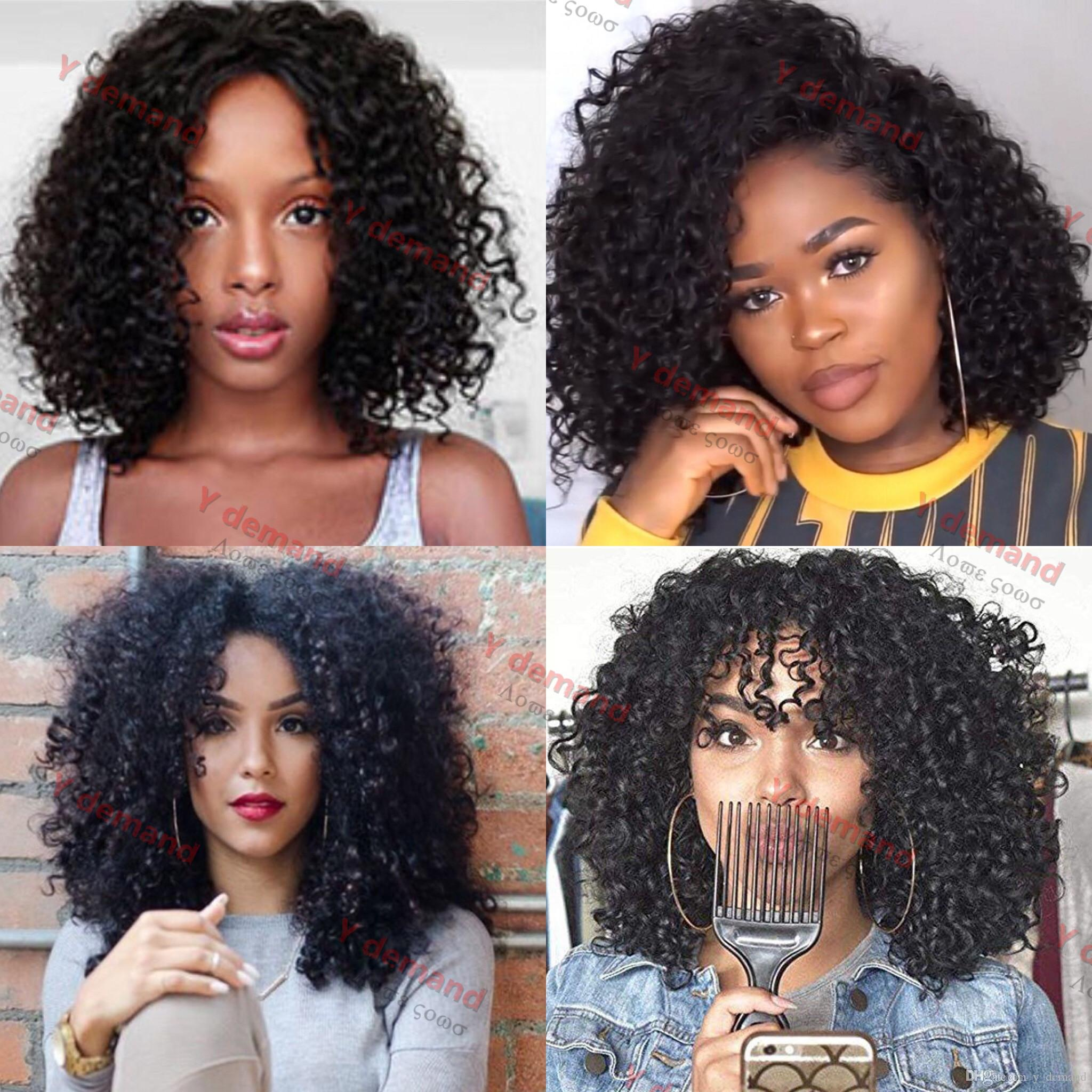 Short sexy hairstyles for natural hair