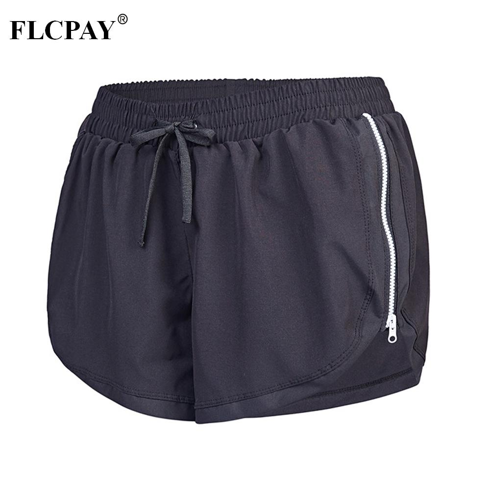 Running Sports Gym Workout Waistband Skinny Sexy Hot High Waist Loose Fit Yoga Shorts Loose Fit Beach Short for Women Girls