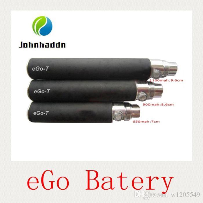 Batteria EGO sigaretta elettronica E-cig Ego-T 510 match match CE4 atomizzatore CE5 clearomizer CE6 650mah 900mah 1100 mah spedizione gratuita
