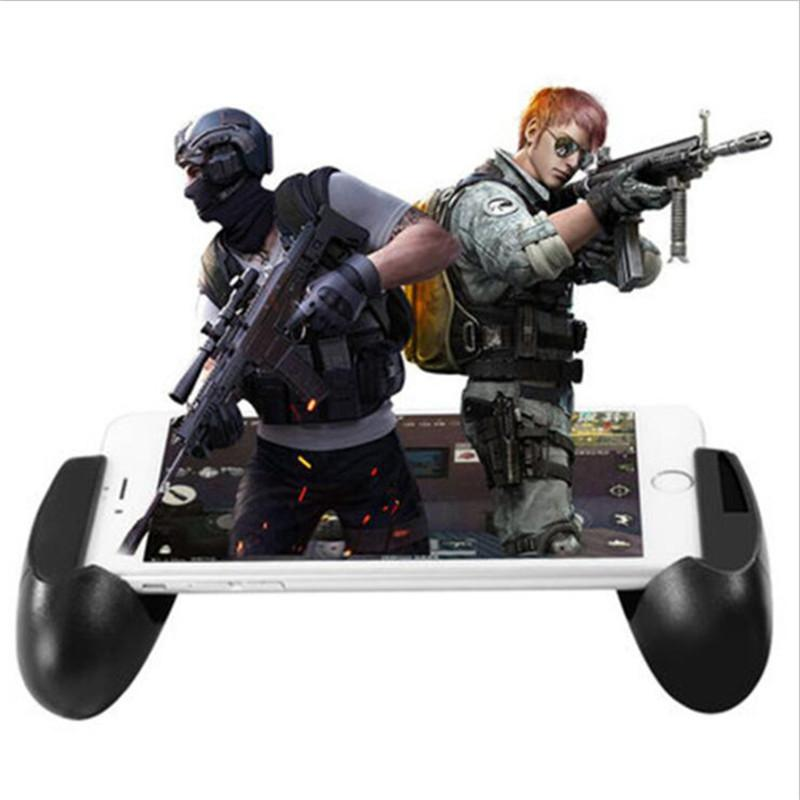 PUBG Mobile Phone Shooter Controller Handle Grip Gaming Gamepad Fire Button  Handle
