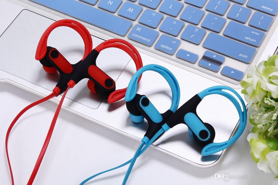 Auriculares Bluetooth con Miceophone ST-008 Auriculares bluetooth inalámbricos Auriculares deportivos Running Ear Hook Auriculares intrauditivos universales con CAJA