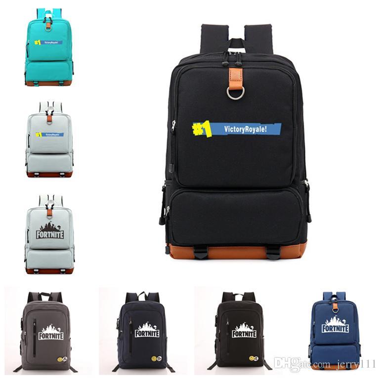 Fortnite Battle Royale Backpack Shoulder Bags Backpacks Fortnite ... ceb7a8678a5c7