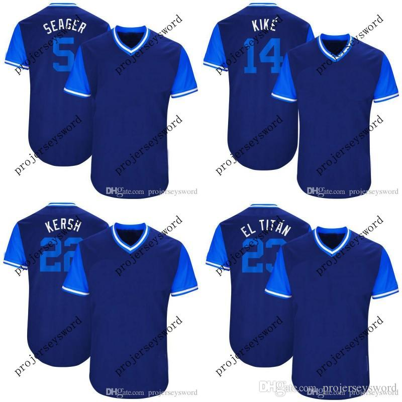 2019 Los Angeles Jersey 5 Corey Seager Seager 10 Justin Turner Redturn2 22  Clayton Kershaw Kersh 2017 Players  Weekend Baseball Jerseys From  Projerseysword 8444d574cf0