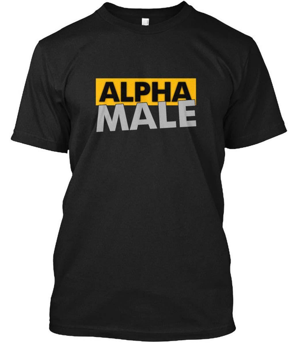 da0e964d025f Long Lasting Alpha Male Tagless Tee T Shirt Wholesale Cool Casual Sleeves  Cotton T Shirt Fashion New T Shirts Unisex Tagless Tee T Shirt Urban T  Shirts ...
