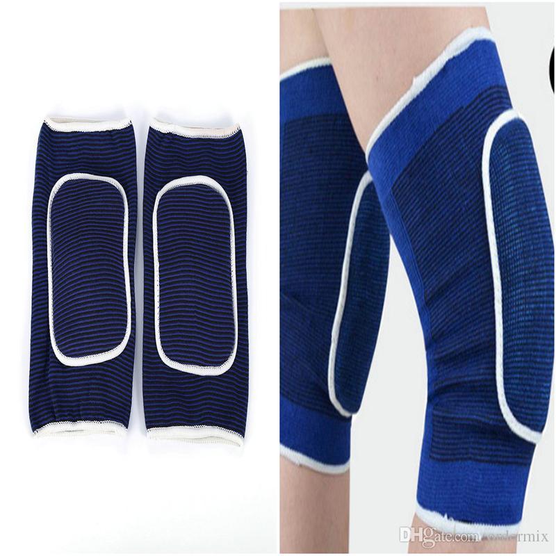 1 زوج منصات الركبة حامية الدافئة مرونة عالية الركبة دعم تخفيف التهاب المفاصل رياضة الرياضة حارس نيباد النارية في الهواء