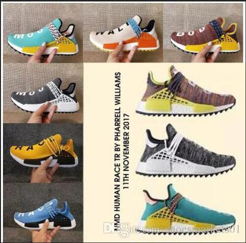 3b6f728178590 Pharrell Boost Human Race Hu Trail Shoes Sales