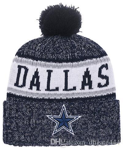 Winter Cowboys Beanie Hat for Men Women Knitted Beanie Wool Hat Man ... 46c236e314e
