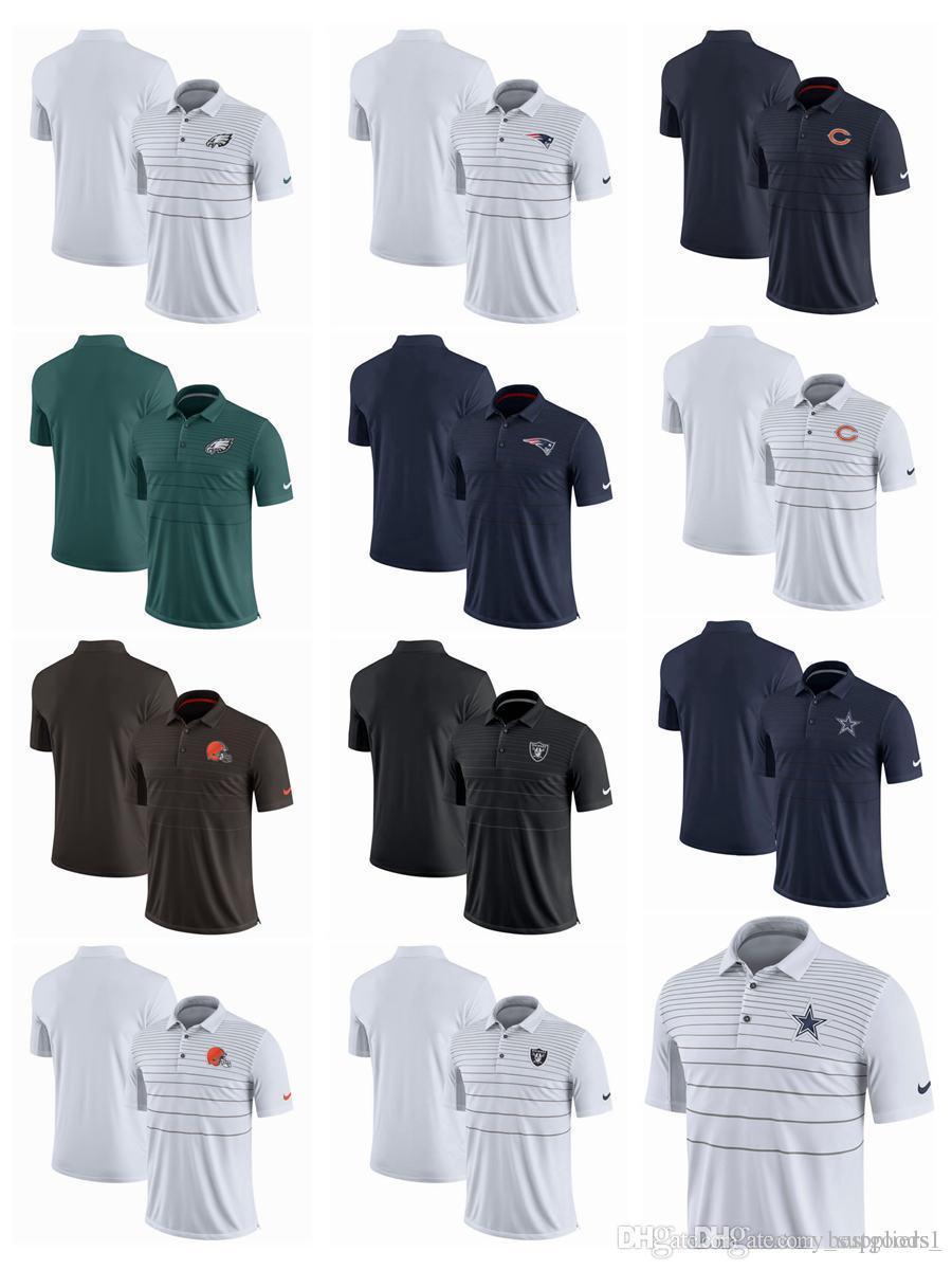 Men Polo Shirts Patriots Oakland Raiders Philadelphia Eagles ... 564213239