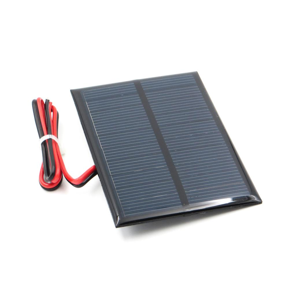 X 35v 250ma With 30cm Extend Cable Solar Panel Polycrystalline Wiring Panels In Series Silicon Battery Charger Module Mini Cell Wire Toy Online 3115 Piece On