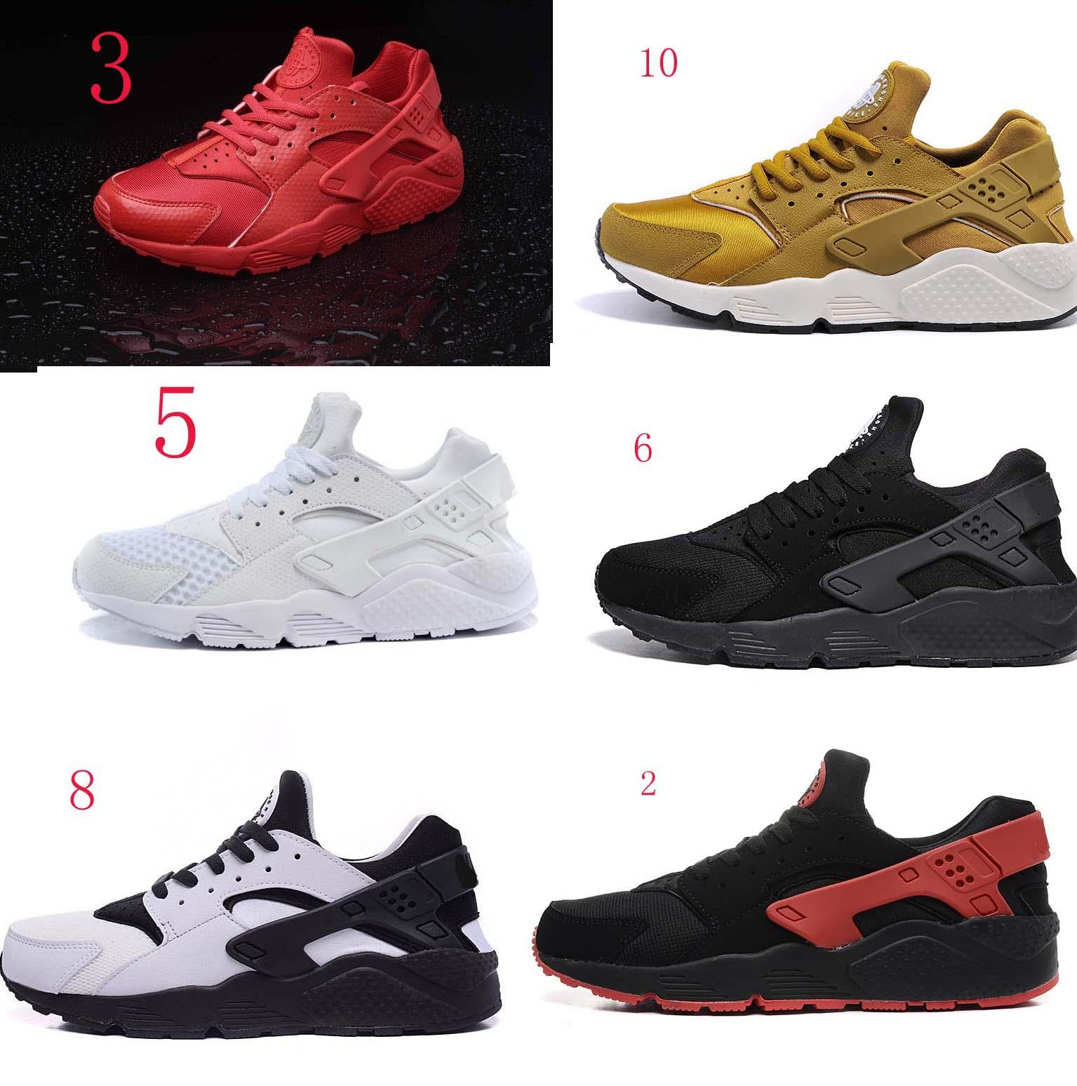 Best price good quality 10 colors huaraches Men Women casual shoes breathable unisex walking outdoor shoes 36-46LZHsf release dates sale online sale footaction 2CF6bl