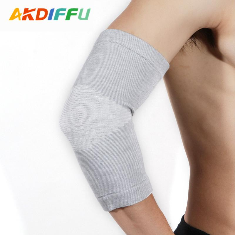64edf00c9a 2019 Light And Breathable Bamboo Charcoal Knit Elbows High Elastic Sweat  Volleyball Basketball Badminton Guardrail From Java2013, $37.68 | DHgate.Com