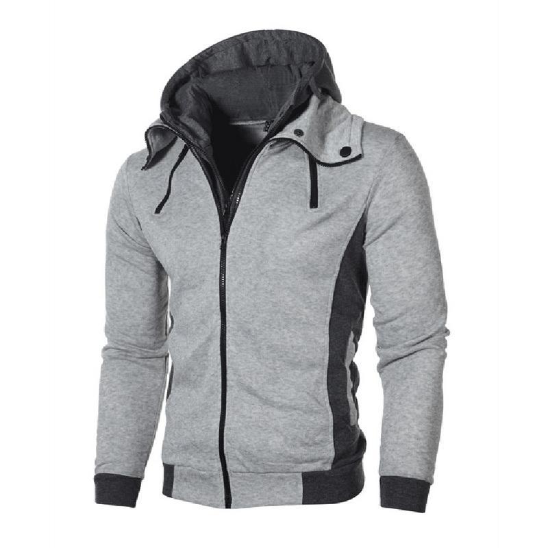 c7ab989104d 2019 CALOFE Winter Warm Hoodies Sweatshirts Men Fashion Solid Cardigan Mens  Oversized Clothing Casual Streetwear Hoodie Sweatshirt From Sheju