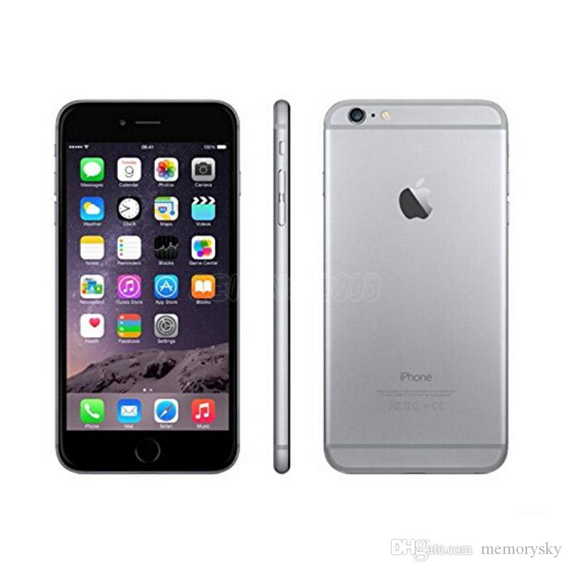 "Original Refurbished iPhone 6 6s iphone6 plus Dual Core 4.7""5.5''1GB RAM 16GB/64GB ROM 8MP without fingerprint unlocked phone"
