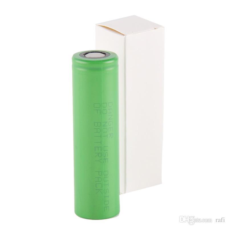 100% de alta calidad SY VTC4 VTC5 VTC6 18650 batería 2100mah 2600mah 3.6V 30A E Cig batería recargable de litio celular