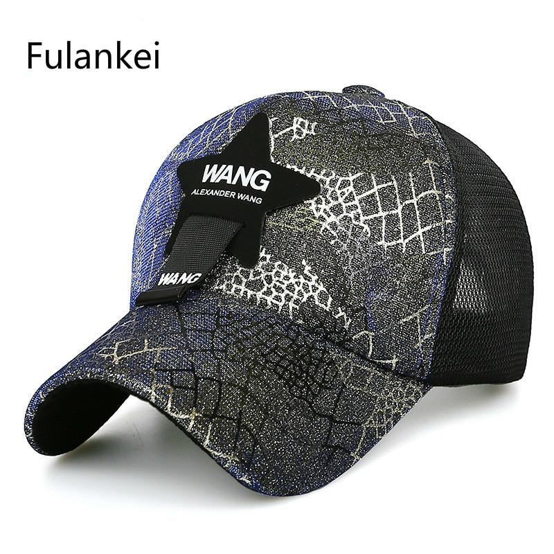Fulankei 2018 Summer Fashion Baseball Hat Student Street Trend Leisure Time  All Match Trendsetter Peaked Cap Trucker Hat 59fifty From Heathere 9c1861e2556