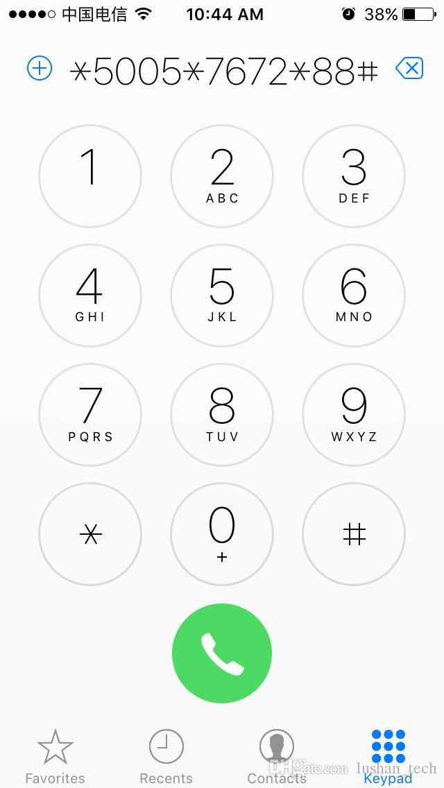 DHL Gratis PIÙ NUOVO Onesim Sblocca iOS 12.3 e iOS 12.3.1 US / T-mobile, Sprint, Fido, DoCoMo altri operatori Turbo Sim