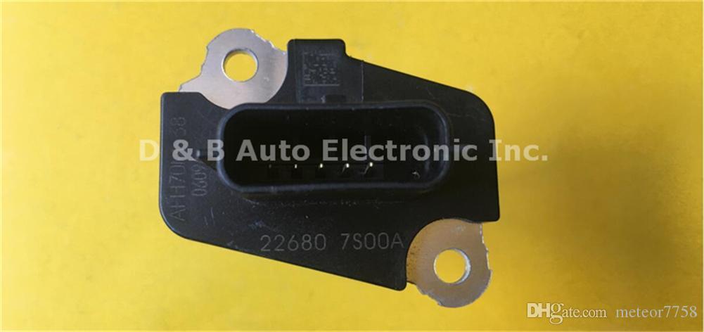Original MAF Sensors 22680-AW400 22680-7S000 22680-7S00A AFH70M-38 Air Flow Meters for Nissan Almera Classic 2012'
