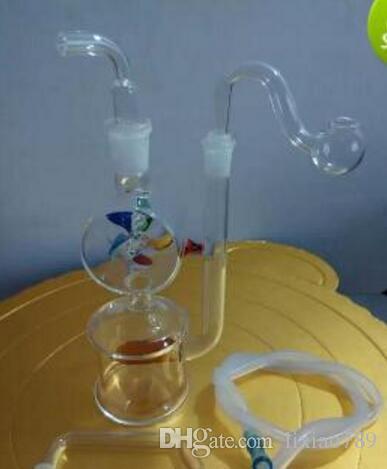 Wholesale Hookah - Hookah glass windmill, send accessories dfng