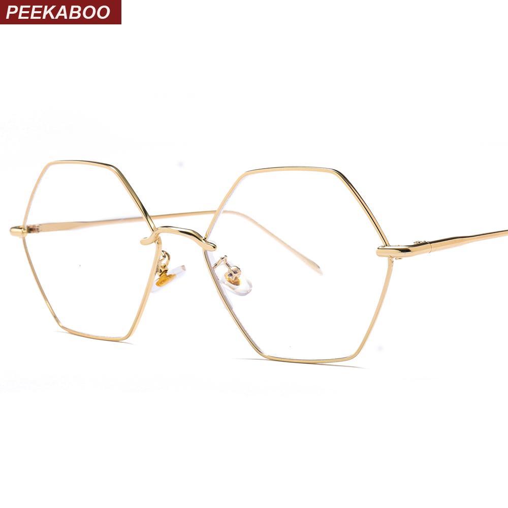 2019 peekaboo man big optical glasses frame vintage 2019. Black Bedroom Furniture Sets. Home Design Ideas