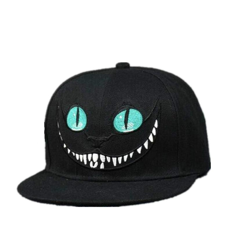2018 AlWonderland Cheshire Cat Cartoon Baseball Caps BUGS BUNNY SYLVESTER  Hats For Men And Women Snapback Hiphop Baseball Caps For Men Mesh Hats From  Baozii ... 8767c622bb7