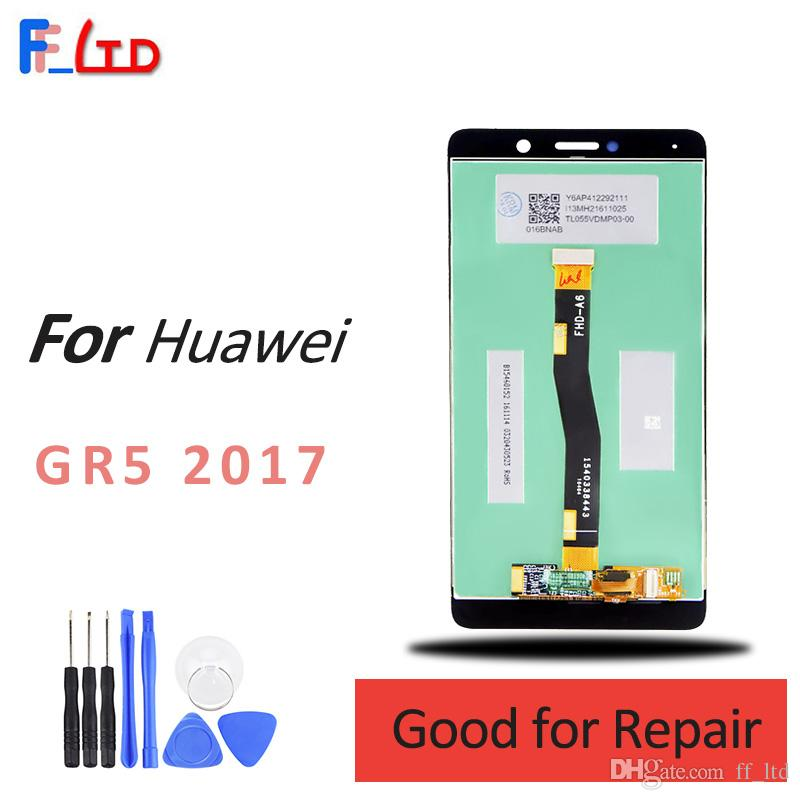 OEM for Huawei GR5 2017 LCD Display and Touch Digitizer Honor 6X Screen  Replacement Wholesale Price 100% Tested Free Shipping
