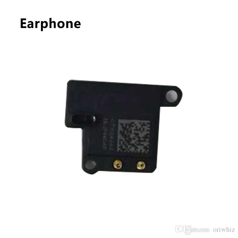 For iPhone 5 Ear Pieces Louder Speaker Power Flex Screw Set Spare parts Copy New Grade AAA No Refurbished