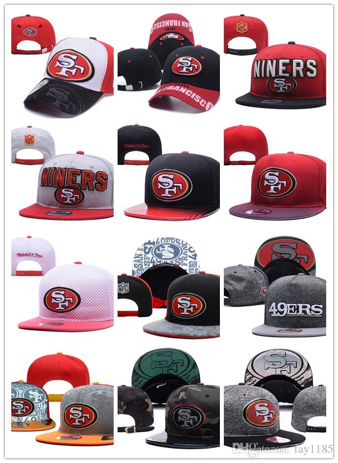 0fe3ecbad15 2018 New American Football Sports Team San Francisco Quality ...