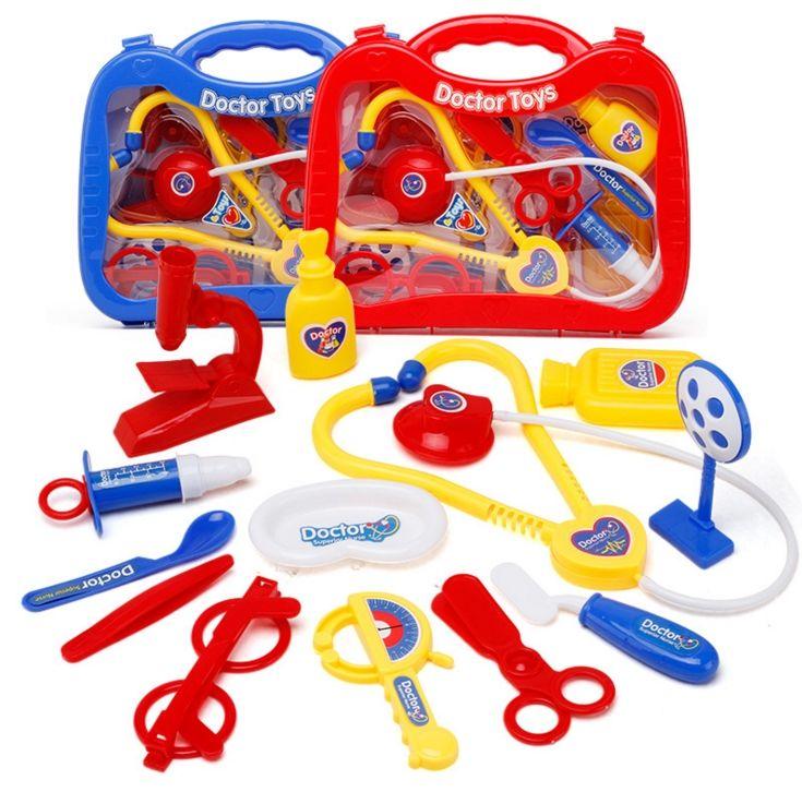 Großhandel Kinder Arzt Spielzeug Pretend Play Dress Up Spielzeug ...