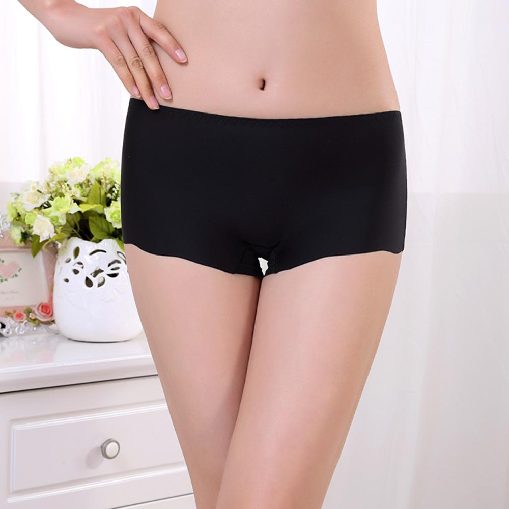 c4028103369 Women Invisible Underwear Underpants Boxer Briefs Spandex Seamless Crotch17  Spandex Seamless Invisible Underwear Women Invisible Underwear Online with  ...