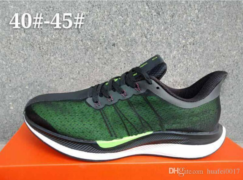 4a2c3ed66018 01 2018 Air Zoom Pegasus Turbo 35 Running Shoes For Mens Women Originals  Pegasus 35 Lining Net Gauze Sneakers Training Shoes Size Eur 36 45 Boys  Athletic ...