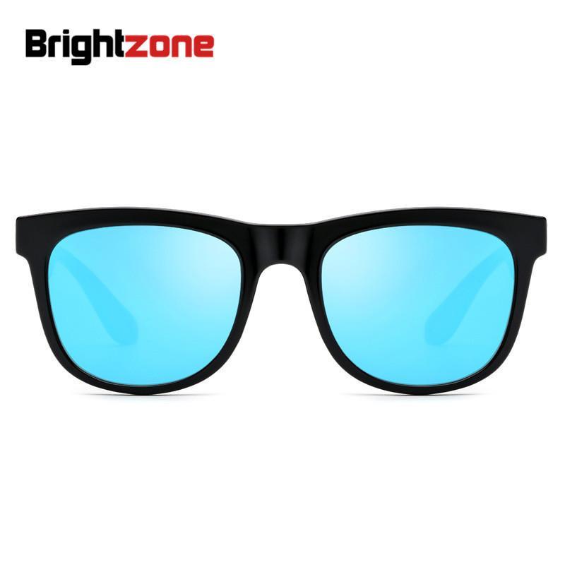 6b23c4ddba Compre Brightzone Europeo Nuevo TR90 Luz Polarizada Sol Gafas Vintage  Trendsetter Hombres Mujeres Gafas De Sol Lentes De Sol Marca De Lujo A  $32.12 Del ...
