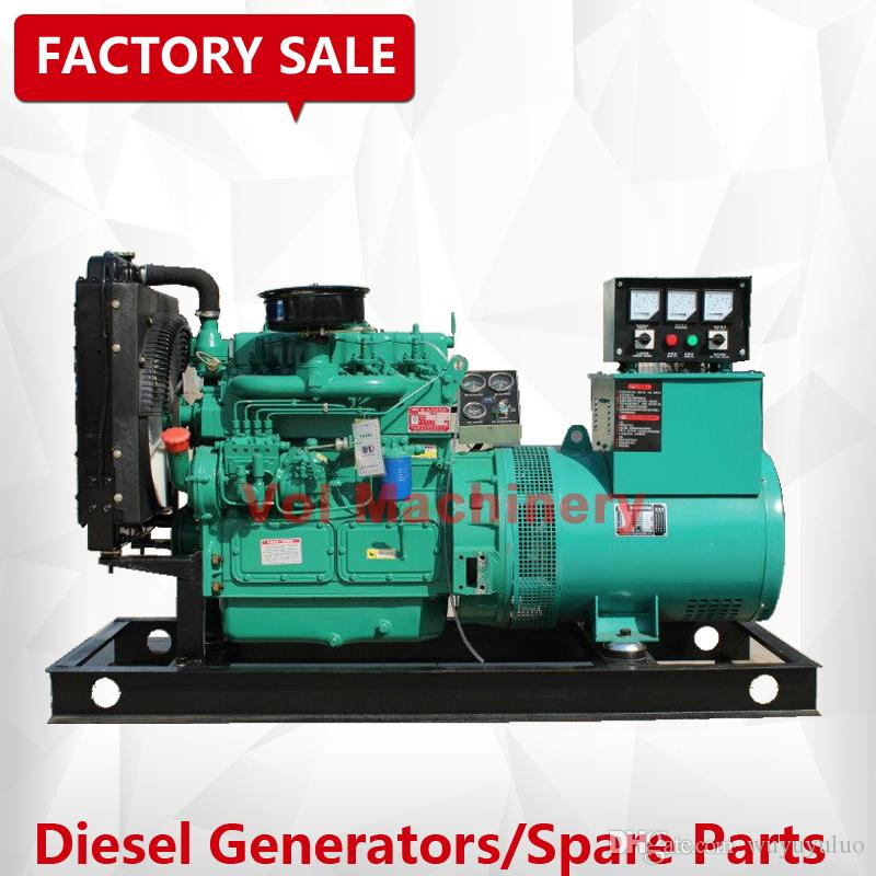 Diesel Generator For Sale >> 2019 30kva Diesel Generator Price Three Phase For Home Use Factory