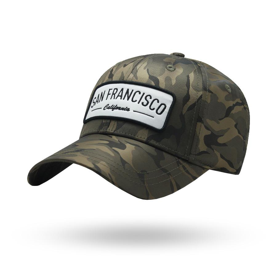 New fashion high quality camouflage baseball cap for men women bone gorras strapback embroidery letter truck cap unisex sun hat
