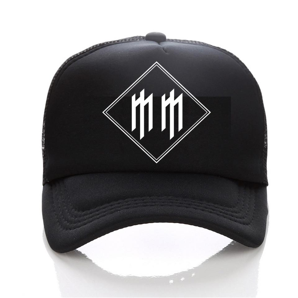 Classic Marilyn Manson Rock Baseball Cap Men Women Unisex Couple Cap Mesh  Trucker Hat Cap Rack Caps From Qupeng9165 7d5d1476dfd