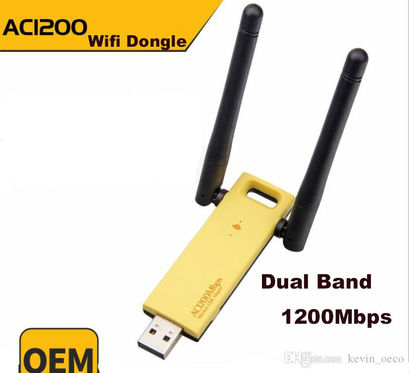 2.4Ghz 150Mbps USB Wifi Adapter High Gain Wireless Network Dongle w// Antenna