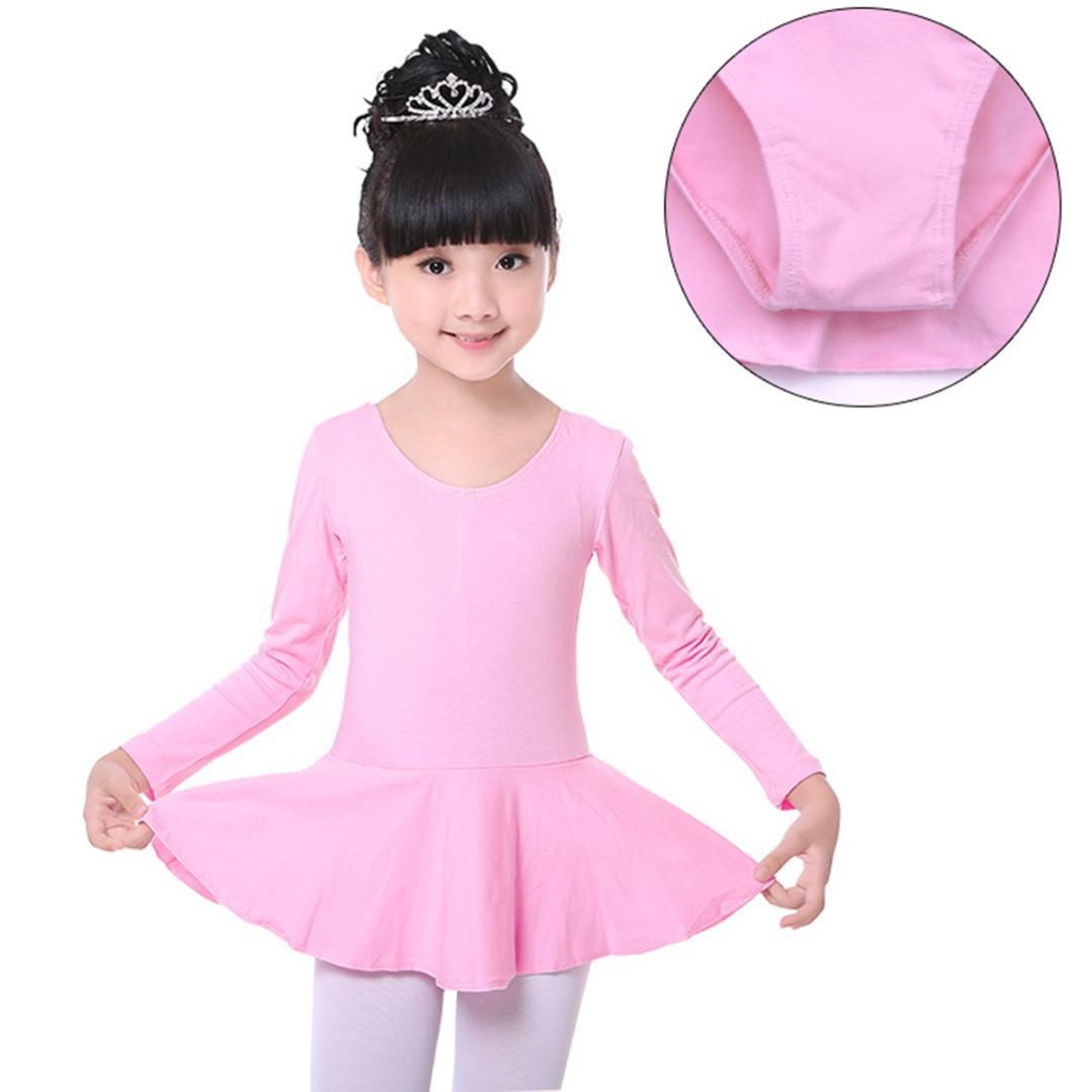7fbb8d8ad 2019 Kids Gown Dance Dresses Princess Baby Girl Leotard Bodysuit ...
