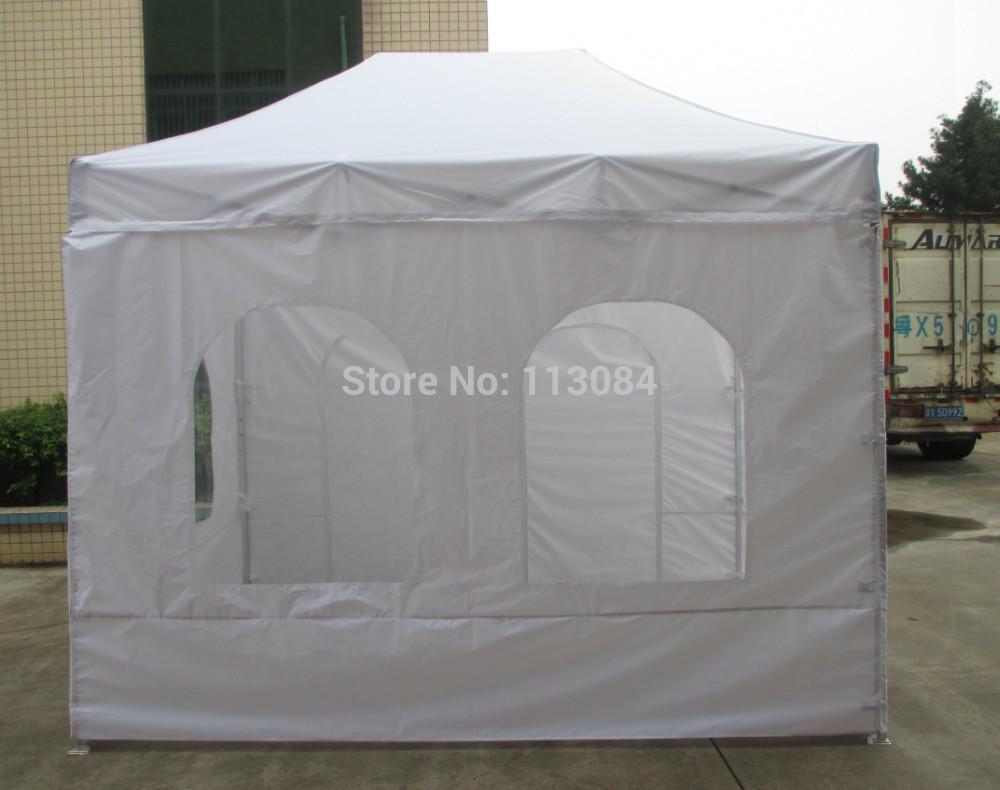 Aluminum Frame 2m X 3m Pop Up Gazebo Easy Up Tent Awning Canopy